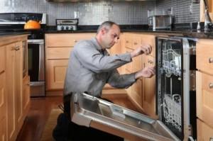 Подклчение посудомоечной машины надому